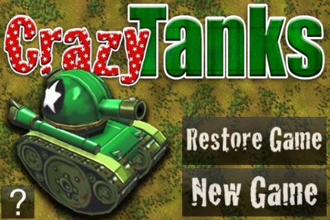 Crazy Tanks screenshot-3