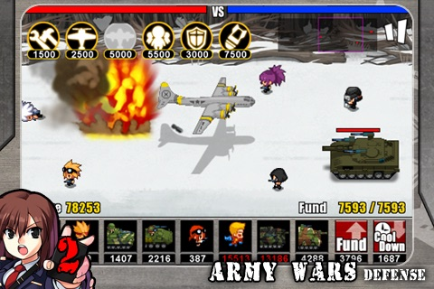 Army Wars Defense 2+ screenshot-3