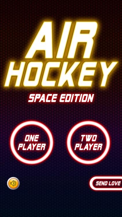Air Hockey : Space Edition screenshot-4