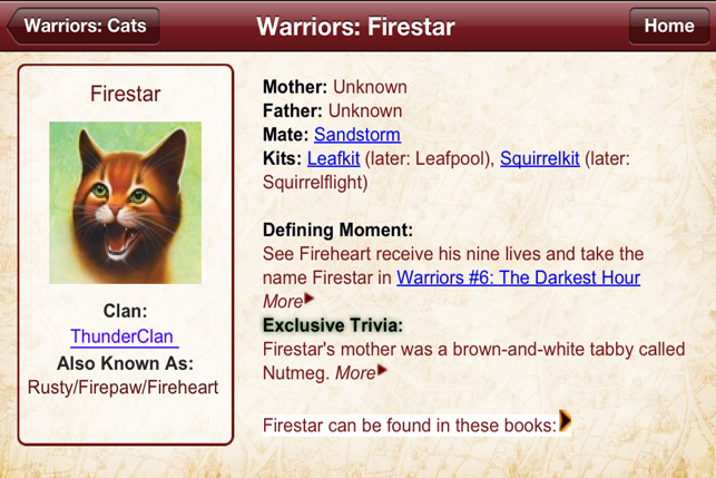 What S Your Warrior Cat Name