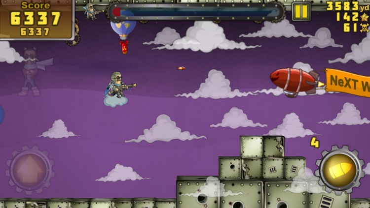 Jet Dudes screenshot-2