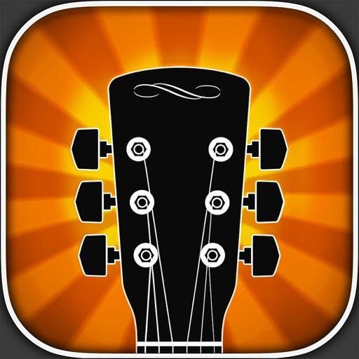 Guitar Jam Tracks: Acoustic Blues - Free Scales App