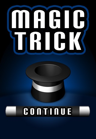 Magic Trick App