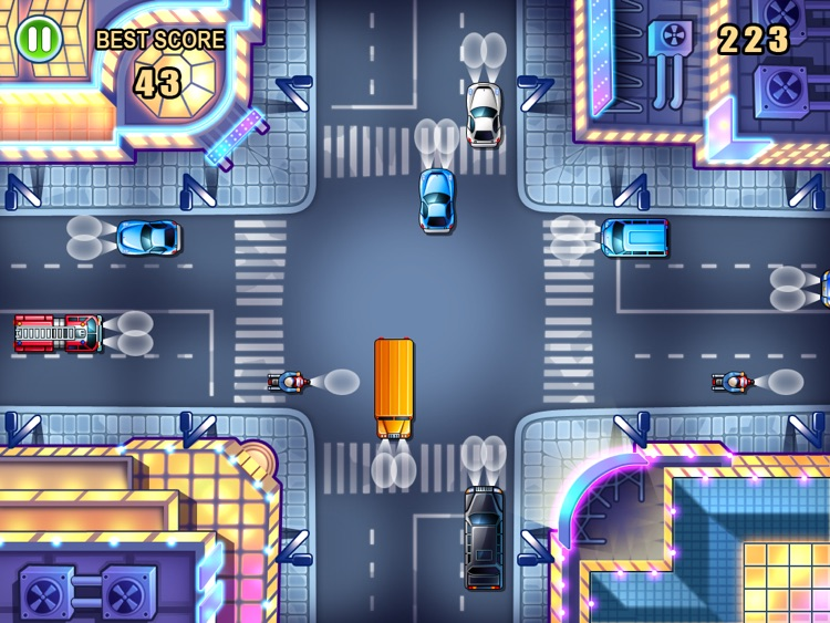 Crash Cars HD screenshot-3