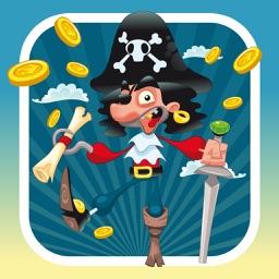 Pirates! Game for children age 2-5: Train your pirate skills for kindergarten, preschool or nursery school!