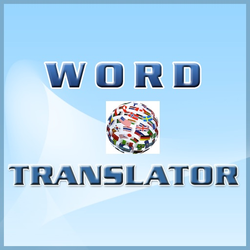 Word Translator - Foreign Language Educational Travel Tool