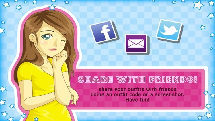 Emily's Dress Up & Shop screenshot-4