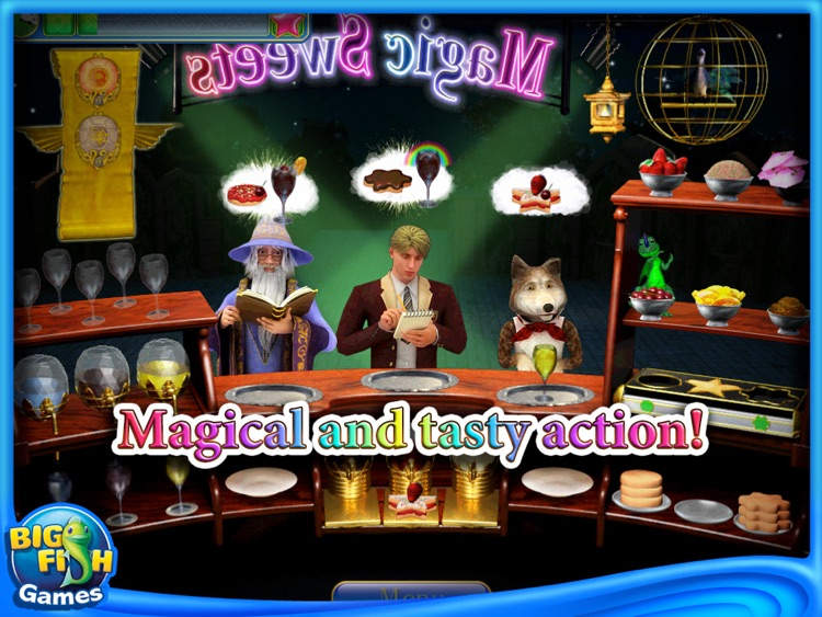 Magic Sweets HD (Full) screenshot-1