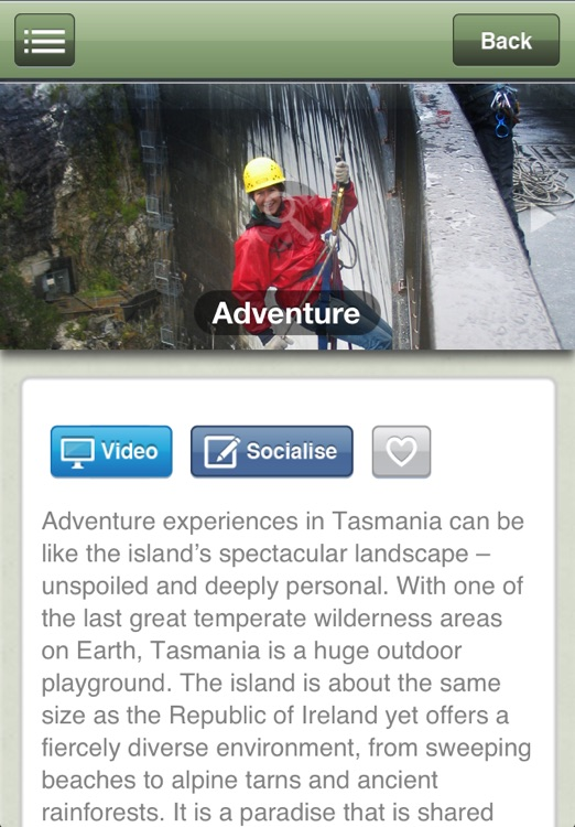 Tasmania Eco Travel Guide