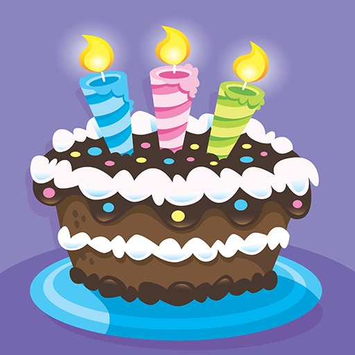Birthday Cake Party Pairs!
