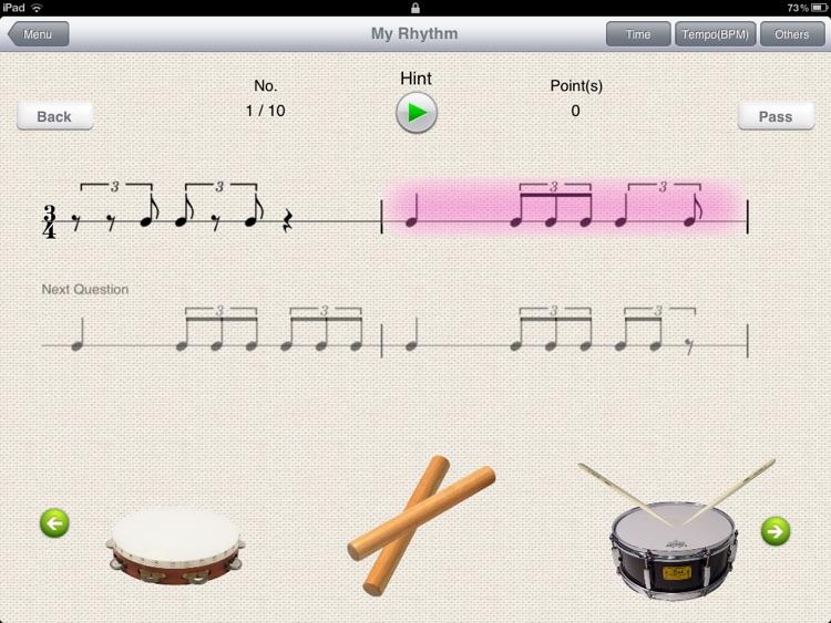 My Little Rhythm HD screenshot-4