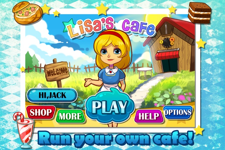 Lisa's Cafe screenshot-0