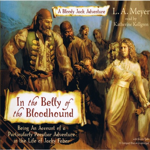 In The Belly Of The Bloodhound (Audiobook)
