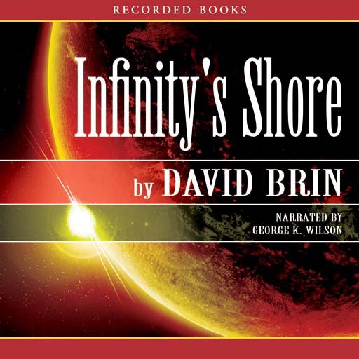 Infinity's Shore (Audiobook)
