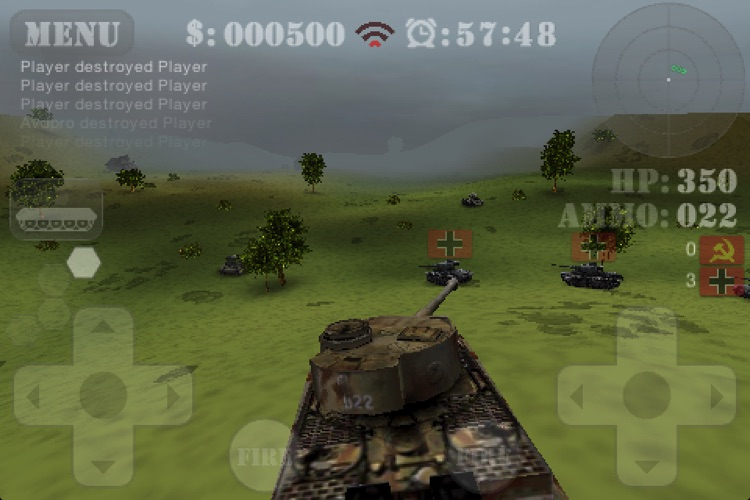 Tank Fury 3D King of the Hill
