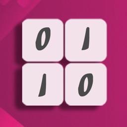 Binary Sudoku Puzzle - The Original!