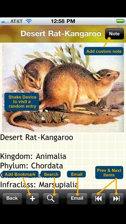 Encyclopedia of Extinct Animals screenshot-4