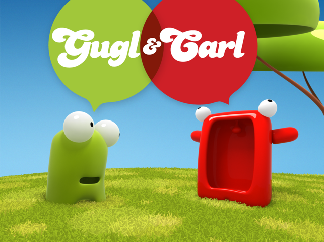 ‎Talking Carl & Gugl Screenshot