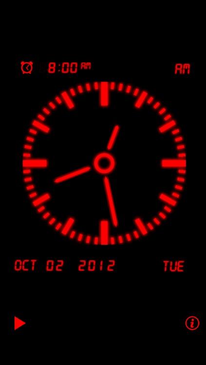 Alarm Music Clock screenshot-4