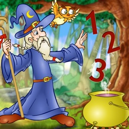 Early Numbers: Maths Wizard