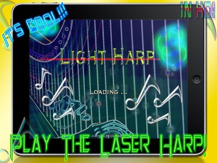 Light Harp HD