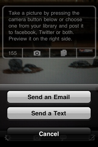 Text Vision - Walk and Compose posts Safely UPDATED screenshot-4