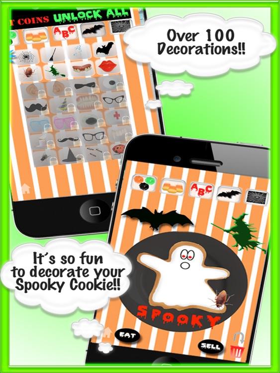Spooky Cookie FREE HD