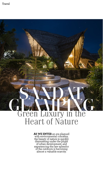A Lifestyle For Women's Magazine For iPad & iPhone screenshot-3