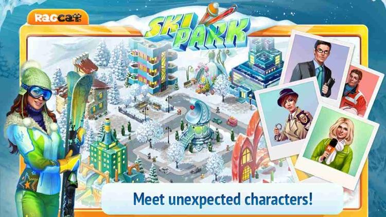 Ski Park: Build Resort and Find Objects! screenshot-3