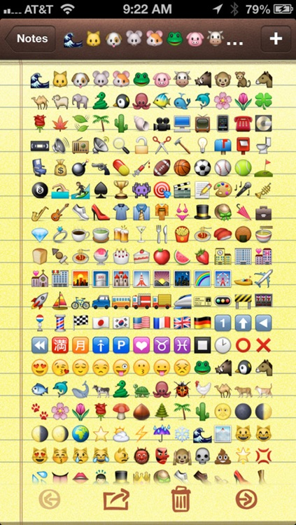 Emoji 3 Emoticons Free + Photo Captions Collage - 200+ New Smiley Symbols & Icons for Messages & Emails screenshot-3