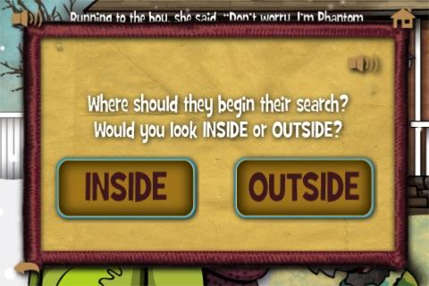 Violet and the Mystery Next Door - Interactive ... screenshot-3
