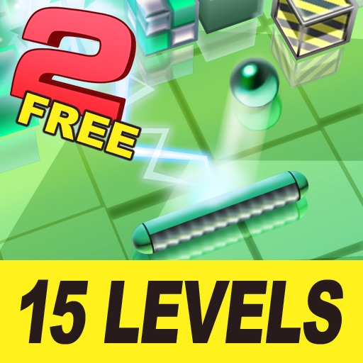 3D Brick Breaker Revolution 2 FREE icon