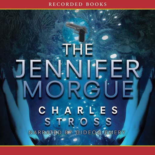 The Jennifer Morgue (Audiobook)