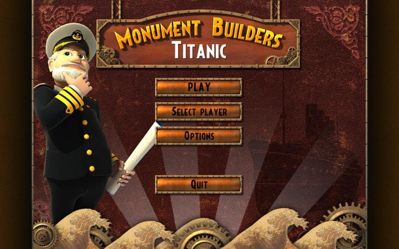 Monument Builders: Titanic screenshot 1