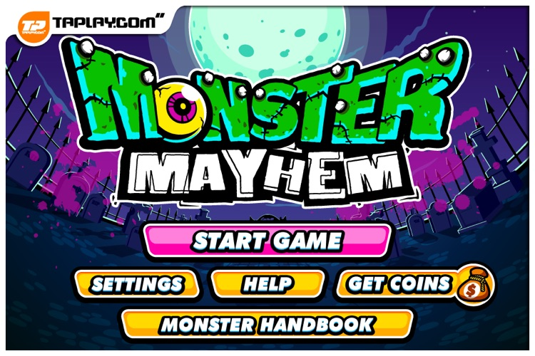 Monster Mayhem - Zombie Shooting And Tower Defence screenshot-4