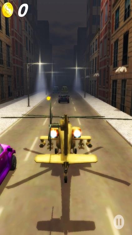 Apache Chopper Race Free