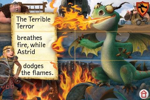 How To Train Your Dragon Mix & Match Book screenshot-3