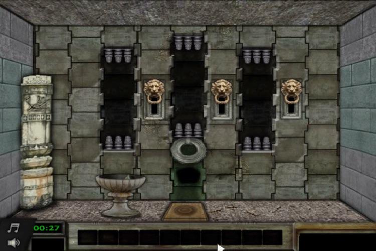Temple Escape (room escape) screenshot-4