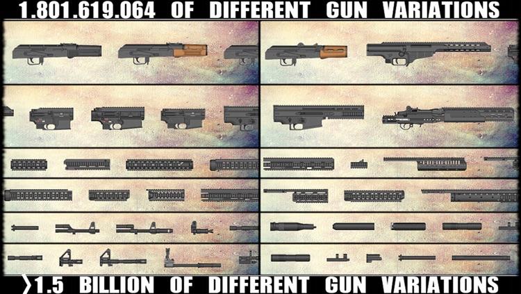 +Gun Builder+ screenshot-3