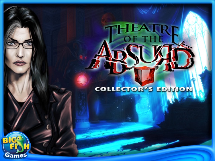 Theatre of the Absurd: A Scarlet Frost Mystery Collector's Edition HD