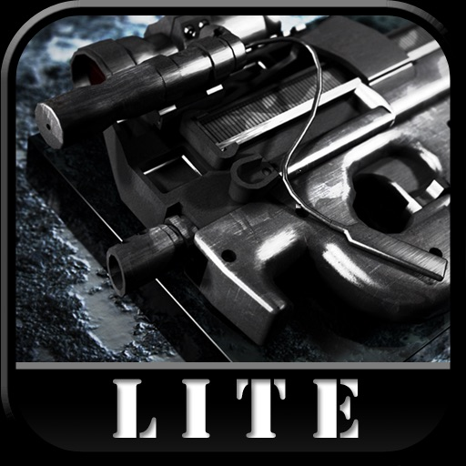 FN P90 3D lite - GunClub Edition