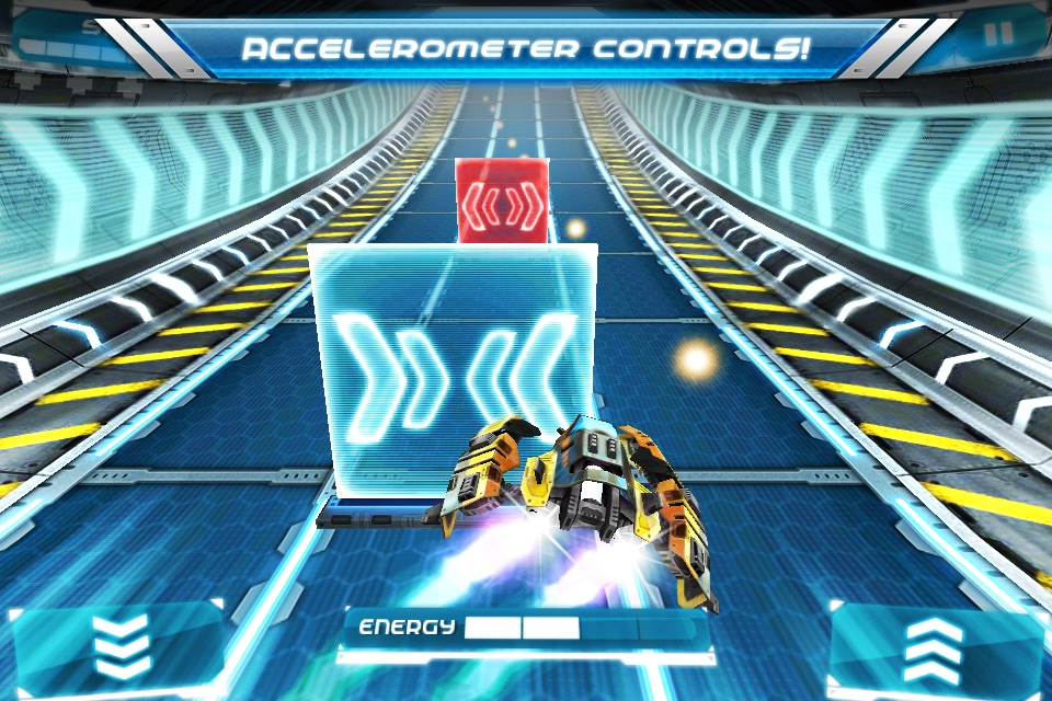 Ion Racer Cheat Codes