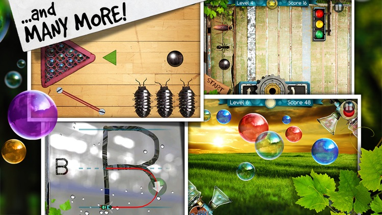 Bugs and Bubbles screenshot-4