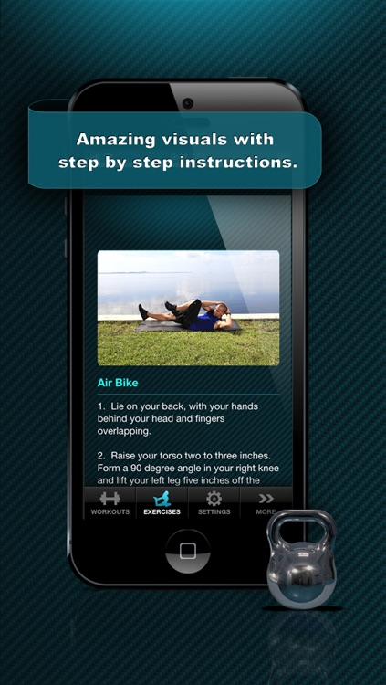 Ab Workout Pro - Abdominal Crunch Exercise Workouts screenshot-1