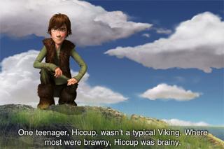 How To Train Your Dragon- Kids Book HD Screenshot 2