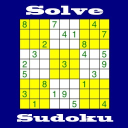 Solve Sudoku FREE