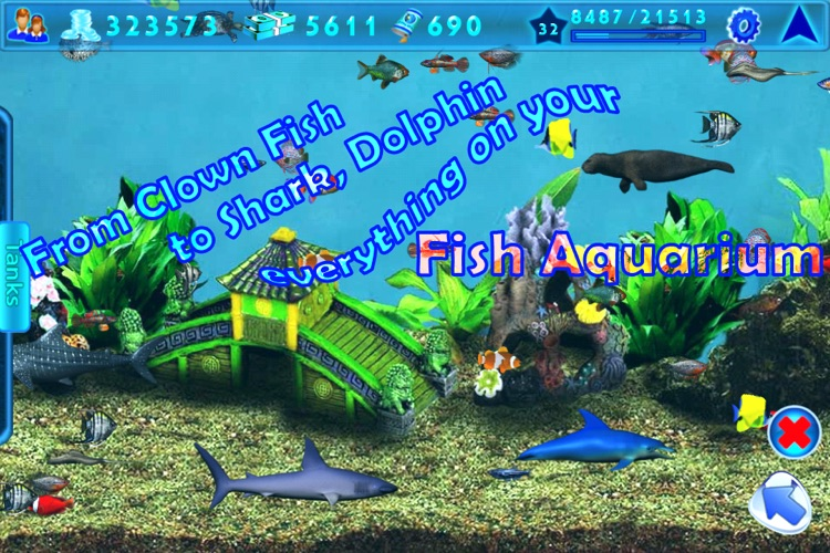 Fish Aquarium screenshot-3