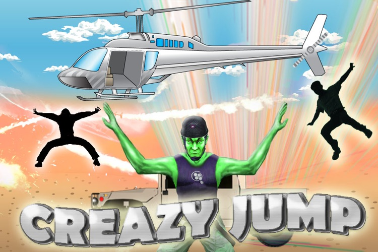 Crazy Jump Lite screenshot-0