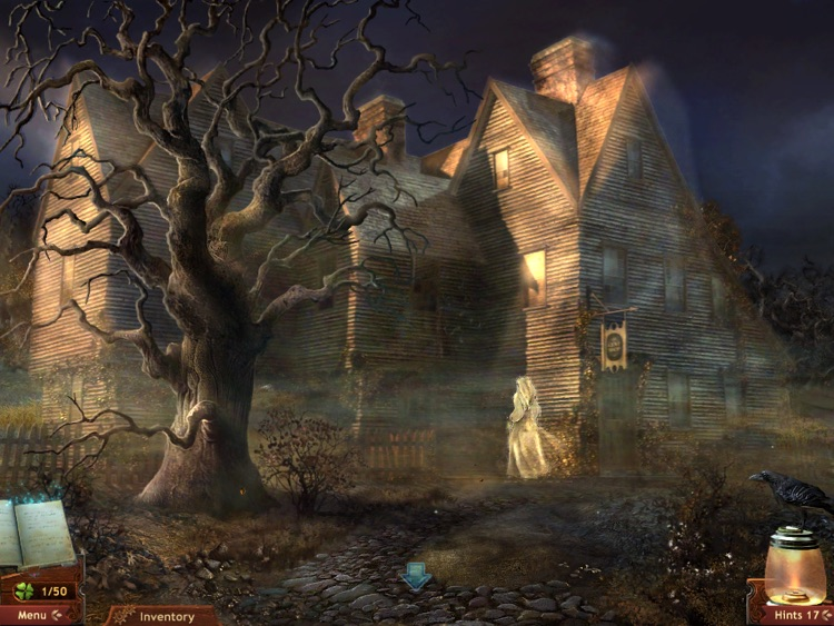 Midnight Mysteries: Salem Witch Trials screenshot-4