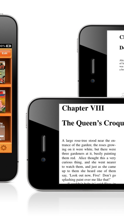 PDF/Comic Reader Bookman Pro for iPhone screenshot-3